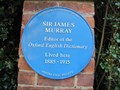 Image for Sir James Murray - Oxford, Oxfordshire