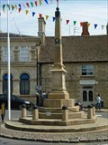 Image for Combined WWI & WWII Memorial, Oundle, Northamptonshire, England