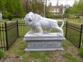 Image for Leicester Lions Park Statue - Leicester, MA