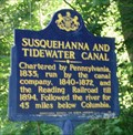 Image for Susquehanna and Tidewater Canal