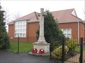 Image for Combined War Memorial - High Street, Westoning, Bedfordshire, UK