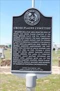 Image for Cross Plains Cemetery