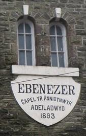 EBENEZER - Capel yr Annibynwyr