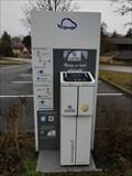 Image for Station de rechargement électrique, Place de l'église, Fleuré, France