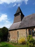 Image for Bell Tower, St Mary Magdalene, Broadwas-on-Teme, Worcestershire, England