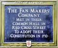 Image for Fan Makers' Company - Lakeside Terrace, Barbican, London, UK