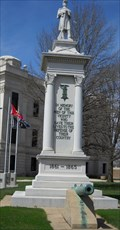 Image for Crawford County Veterans Memorial - Dennison, Ia.
