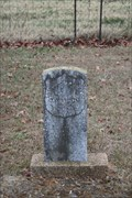 Image for Samuel Thompson -- Chapel Hill Cemetery, San Augustine TX