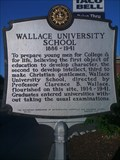 Image for Wallace University School