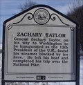 Image for Zachary Taylor / George Rogers Clark