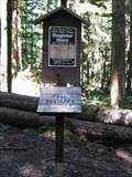 Image for Heather Lake Trail No. 701 Trail Register