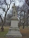 Image for Alexander Hamilton -- Central Park,  Manhattan, New York