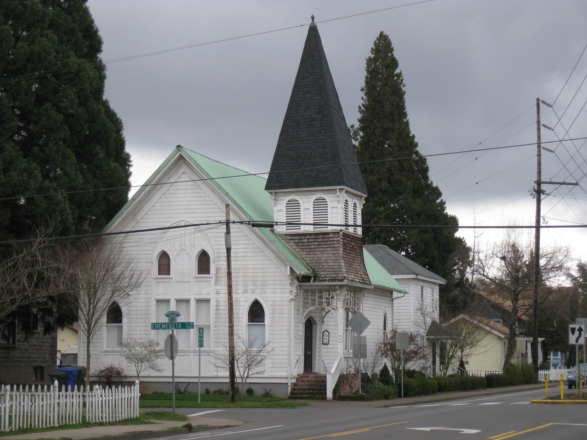 Chemeketa Street Evangelical Church Court Street