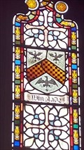 Image for Winslade Coat of Arms - St Mabyn's church - St Mabyn, Cornwall