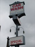 "Image for Premier Car Wash - ""Whirled Piece"" - Encino, CA"