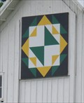 Image for Jersey Ridge Barn Quilt - Davenport, IA