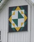 Image for Jersey Ridge Barn Quilt - Davenport, IA