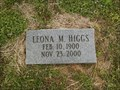 Image for 100 - Leona M. Higgs - Butterfield, MO USA