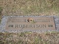 Image for 100 - Annah W. Robertson - Chapel Hill Cemetery - OKC, OK
