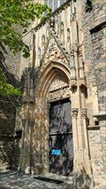 Image for Collegiate Basilica Doorway - Strzegom, Poland