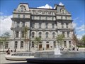 Image for Vauquelin Square Fountain - Montreal, Quebec, Canada