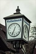 Image for Town Clock Kirchplatz, Erpel, Rheinland-Pfalz, Germany