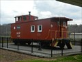 Image for Frisco Caboose #SLSF 1176 - Mammoth Spring, Ar.