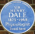 Image for Sir Henry Dale - Mount Vernon, Hampstead, London, UK