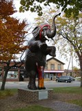 "Image for Delavan, Wisconsin ""19th Century Circus Capital Of The Nations"""