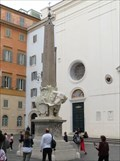 Image for Obelisk of the Minerva - Roma, Italy