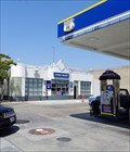 Image for Vintage Route 66 Gas Station - Glendora, California, USA.