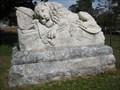 Image for Oakland Cemetery Confederate Lion - Atlanta