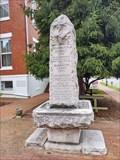 Image for Jonesborough Sesquicentennial Fountain - Jonesborough, TN