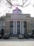 Image for Morehouse Parish Courthouse Clock - Bastrop, Louisiana