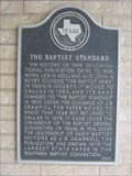 Image for The Baptist Standard