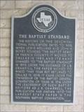Image for The Baptist Standard