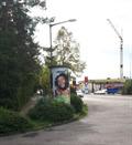Image for Litfaßsäule Nürnberger Straße, Roth, BY, Germany
