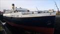 Image for SS Nomadic - Hamilton Dock, Titanic Quarter - Belfast