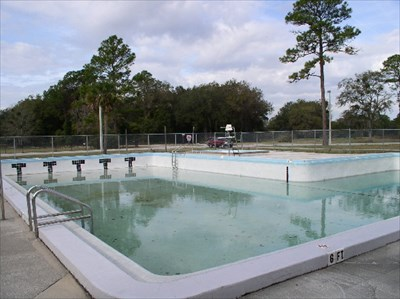 Blue Cypress Park Swimming Pool Jacksonville Fl Public Swimming Pools On