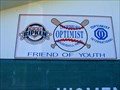 Image for Play ball  - Laurinburg Optimist Ball Parks, Field No 2, Laurinburg, NC