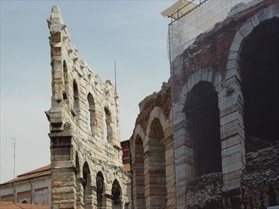 The Roman Arena - Verona, Italy
