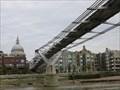 Image for Millennium Bridge - London, UK.