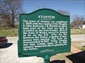 Image for Stanton - Stanton, TN
