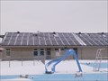 Image for Les panneaux solaire de la piscine de McMasterville, QC