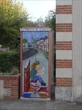 Image for Cabine à livres - Cheverny, FR