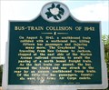 Image for Bus-Train Collision of 1942 - Crystal Springs, MS
