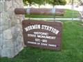 Image for Mormon Station State Historic Park