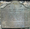 Image for CA Historic Marker: Tuttletown
