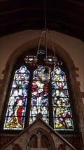Image for Stained Glass Windows - All Saints - Harmston, Lincolnshire