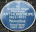 Image for Sir Anthony Hope Hawkins - Bedford Square, London, UK